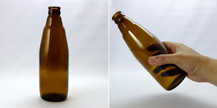 ビール瓶 CV350A王冠