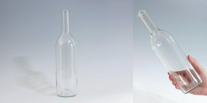 ワイン・洋酒瓶 ワイン720 木口 透明