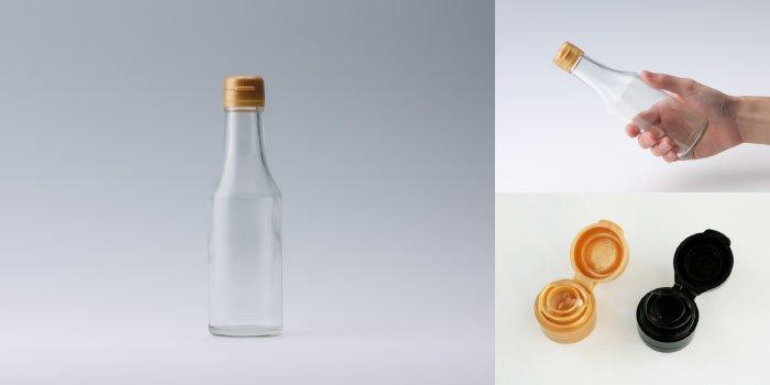 タレ・ドレッシング瓶 SH200B