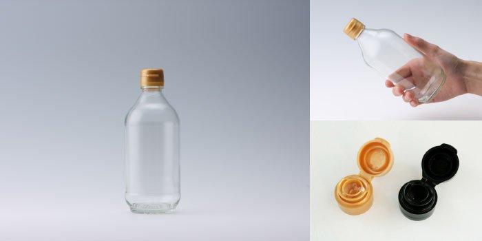 タレ・ドレッシング瓶 FTA-400N