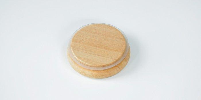 コルク付規格瓶 [参考] キャップ裏面※ポット80/ポット170※