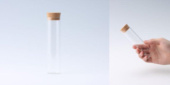コルク瓶 コルク付瓶 30×120