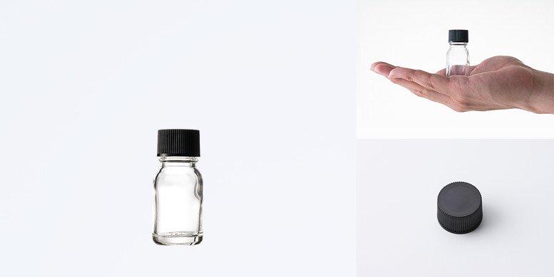遮光瓶 LT-10 透明