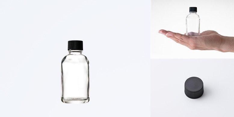 遮光瓶 LT-50 透明