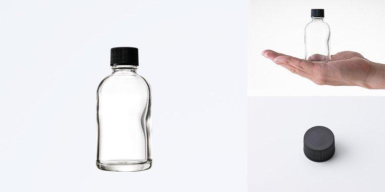 遮光瓶 LT-60 透明