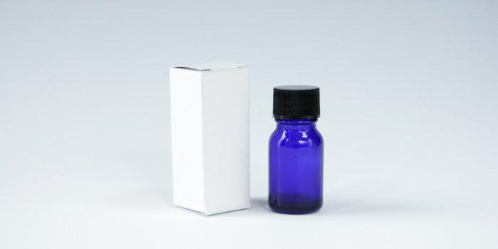 遮光瓶 SYA-T10cc用 白箱※箱のみの販売です。