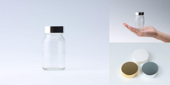 健康食品・規格瓶 規格瓶 PS-10K 透明