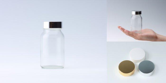 健康食品・規格瓶 規格瓶 PS-11K 透明
