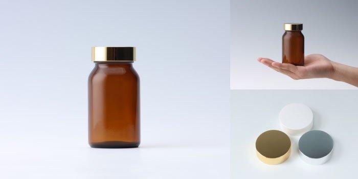 健康食品・規格瓶 規格瓶 PS-11K 茶