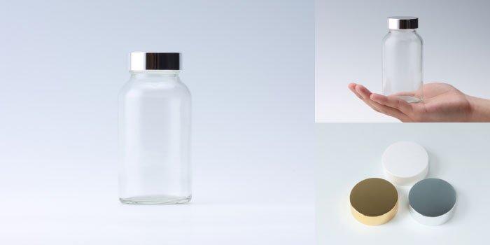 健康食品・規格瓶 規格瓶 PS-13K 透明