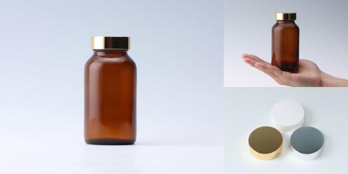 健康食品・規格瓶 規格瓶 PS-13K 茶