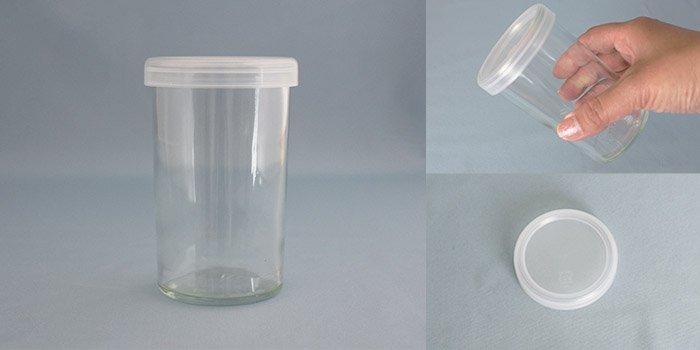 プリン・ヨーグルト瓶   Cカップ PE CAP
