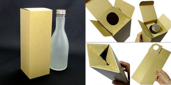 酒用 クラフト300ml-縦入1本入ケース- box for SKB300 series