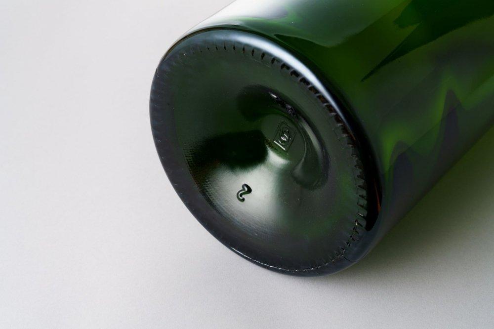 ワイン6リットルグリーン(蓋なし)【画像6】