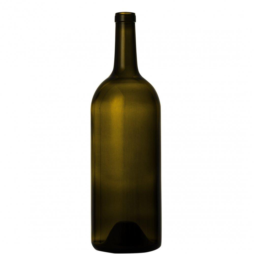 ワイン3リットルアンバーグリーン(蓋なし)