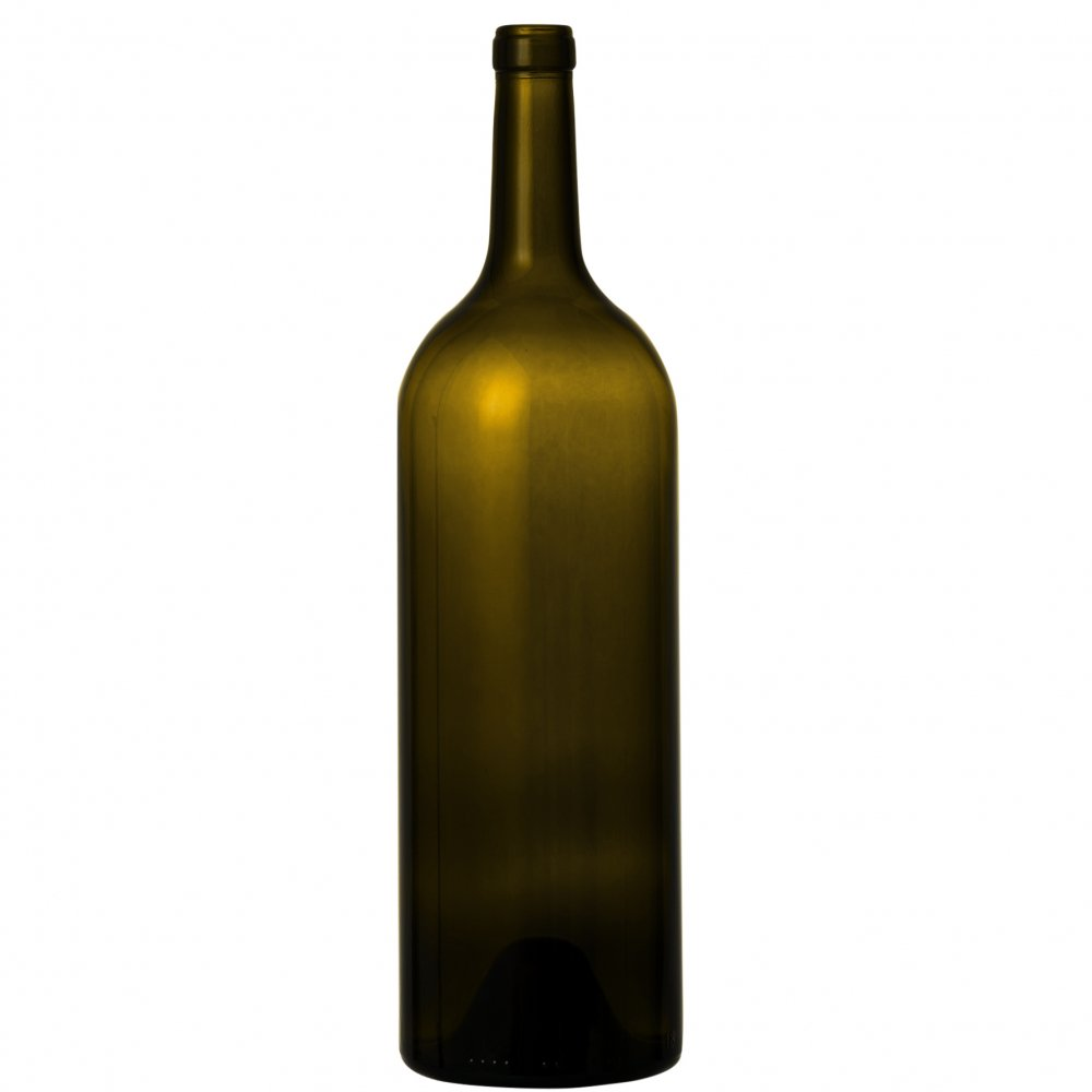ワイン1.5リットルアンバーグリーン(蓋なし)