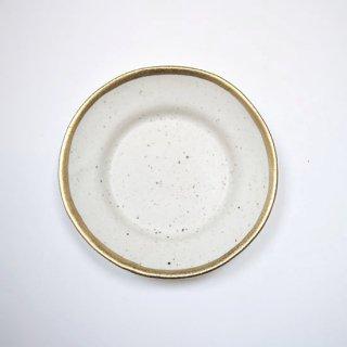 リム ラウンド皿(小) ゴールド [KODAMA TOKI]
