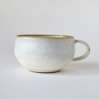 ブルースープカップ [岡洋美]