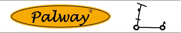 Palway(パルウェイ): 公道を走れる電動キックボード