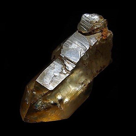ヒマラヤ水晶132<br>(セプターゴールデンヒーラー)