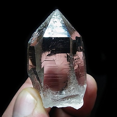 ヒマラヤ水晶142<br>(セルフヒールド)