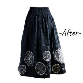 リメイク スカートをつくる  15,000円〜