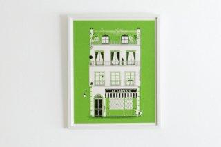 Paris - Absinthe Green