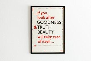 Goodness Truth & Beauty