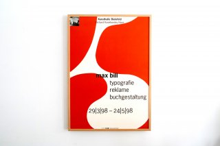 Max Bill / Kunsthalle Bielefeld  1998