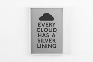 Every Cloud - Silver