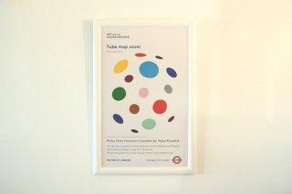 Yayoi Kusama / London Underground - 2011
