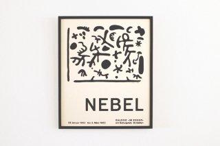 Otto Nebel / Galerie im Erker, 1963