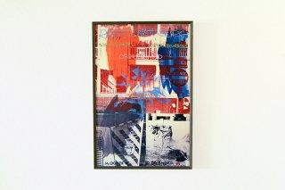 Robert Rauschenberg / Night Shades + Urban Bourbons Poster - 1993