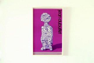 Jean Dubuffet / Le Siegeant Poster - 1979