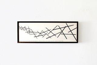 Kenneth Snelson / Dwan Gallery New York 1970