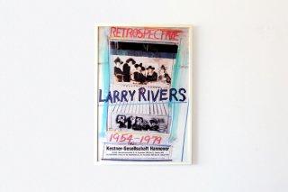 LARRY RIVERS  Retrospective  HONNOVER BERLIN München  1980