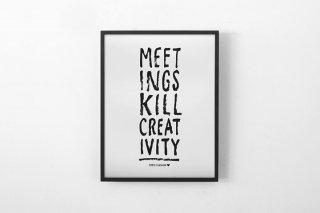 Timothy  Goodman / Meetings Kill Creativity