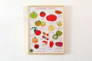 Claudia Pearson / Tomato Poster