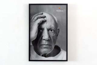 APPLE THINK DIFFERENT POSTER - PABLO PICASSO 1 -