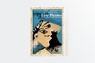 Pablo Picasso  /  Late Picasso  〜Paintings, sculpture, drawings, prints,1953-1972〜