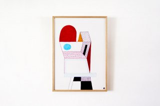 Nathalie Du Pasquier / Big And Small Collection S5