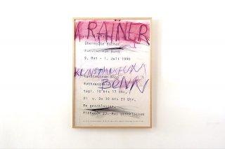 Arnulf Rainer / Kunstmuseum Bonn 1990