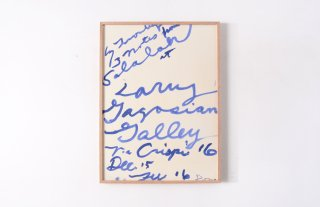 """Cy Twombly / """" Three Notes from Salalah """""""