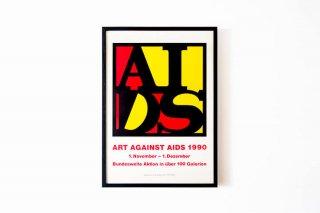 General Idea / Art  Against  AIDS 1990