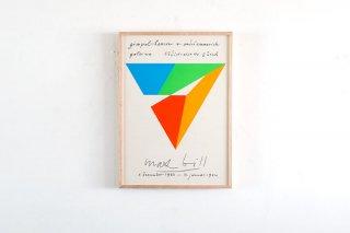 Max Bill / Galerie Gimpel-Hanover 1983