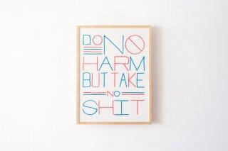 """Do No Harm"" Poster"