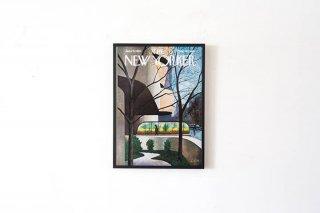 CHARLES E. MARTIN / THE NEW YORKER VISITS THE GUGGENHEIM