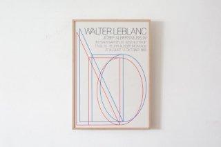 Walter Leblanc / Josef Albers Museum Quadrat Bottrop 1989