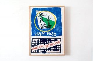 Jan Voss / Galerie Nothelfer  1992