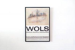 Christian Wols / Kunstverein Wupperta  1966
